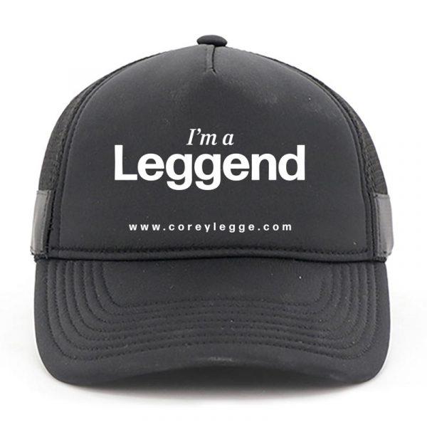 Corey Legge - I'm A Leggend - Trucker Cap